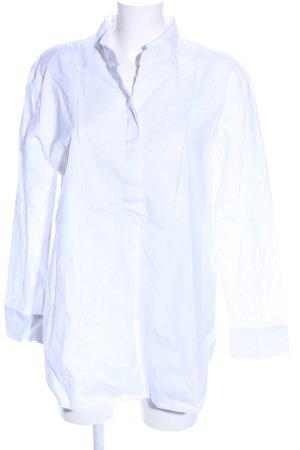 COS Hemdblouse wit zakelijke stijl
