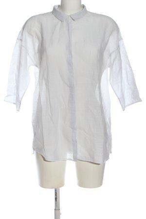 COS Blouse-chemisier blanc style décontracté