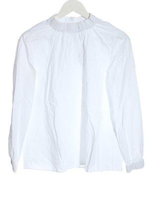 COS Hemd-Bluse weiß Casual-Look