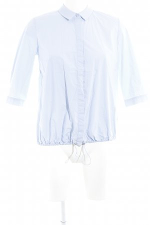 COS Hemd-Bluse himmelblau Business-Look