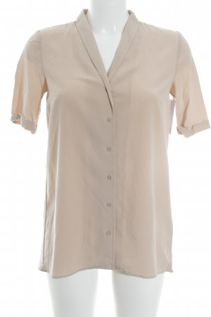 COS Hemd-Bluse nude Casual-Look