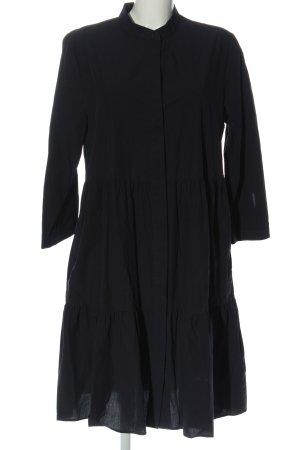 COS Shirtwaist dress blue business style