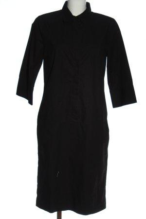 COS Hemdblusenkleid schwarz Elegant