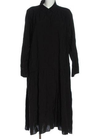 COS Robe chemise noir style d'affaires
