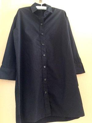 COS Hemdblusenkleid aus Baumwolle