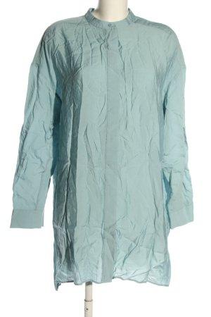 COS Hemdblusenkleid blau Casual-Look