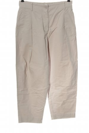 COS High Waist Trousers natural white casual look