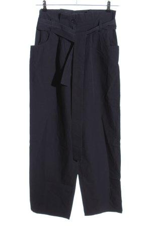 COS High-Waist Hose blau Casual-Look