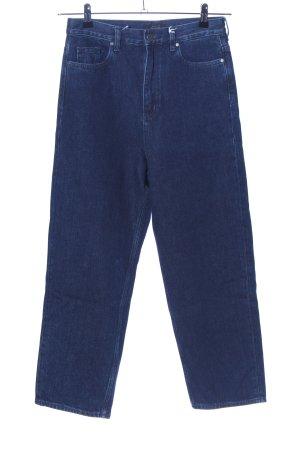 COS Jeans a vita alta blu stile casual