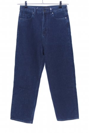 COS High Waist Jeans blau Casual-Look