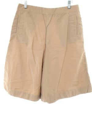 COS High-Waist-Shorts wollweiß Casual-Look