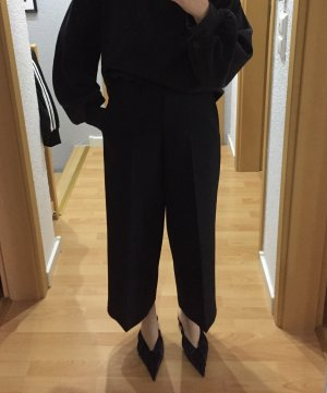 Cos Highwaist Culotte schwarz 34