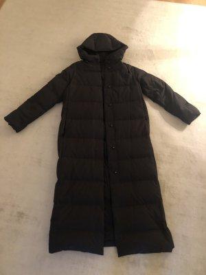 COS Down Coat black