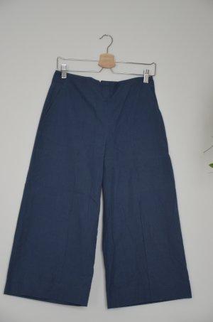COS Pantalone culotte blu fiordaliso