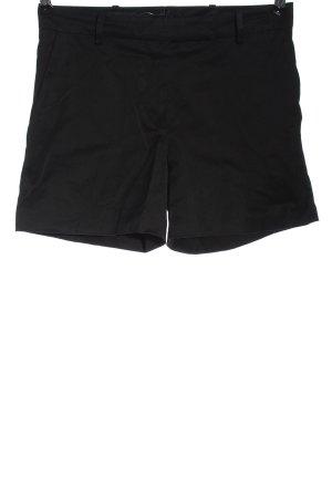 COS Hot Pants schwarz Casual-Look