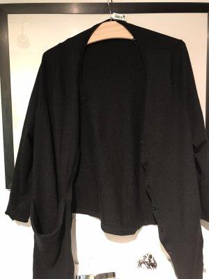 COS Smanicato lavorato a maglia nero