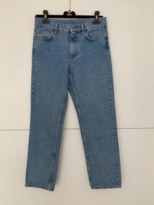 COS Jeans 7/8 in blau