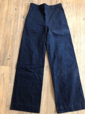 COS Marlene Trousers dark blue