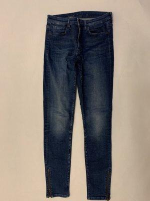 COS Jeans, Reisverschluss an Knöcheln