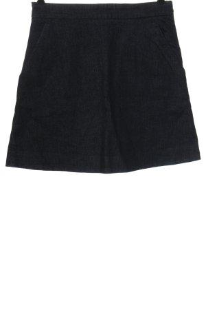 COS Denim Skirt blue elegant