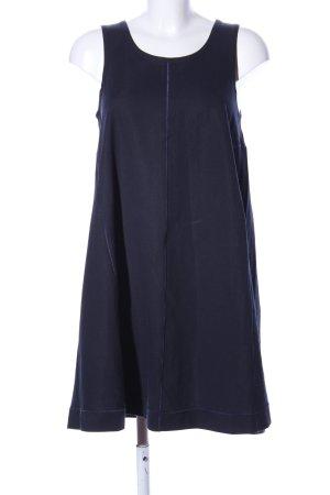 COS Robe en jersey bleu style d'affaires