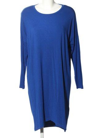 COS Jerseykleid blau Casual-Look