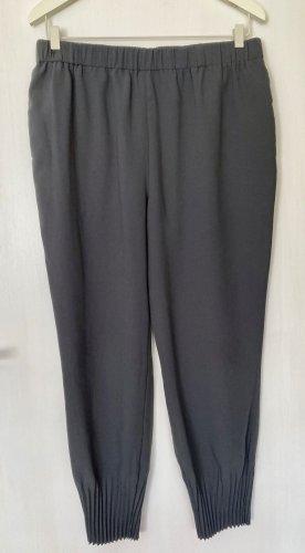 COS Pantalon en jersey gris foncé