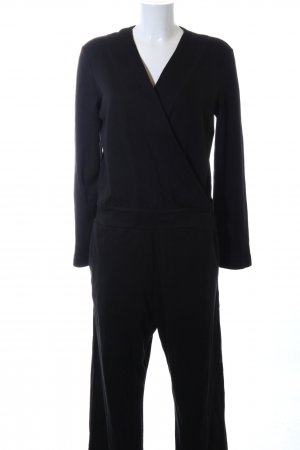 COS Jumpsuit schwarz Business-Look
