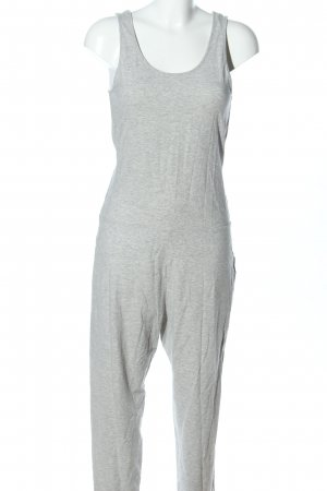 COS Jumpsuit hellgrau meliert Casual-Look