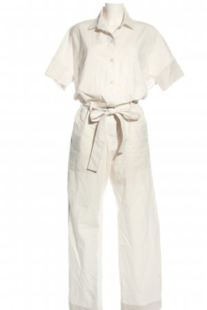 COS Jumpsuit wollweiß Casual-Look