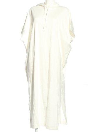 COS Abito con cappuccio bianco stile casual