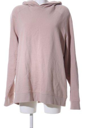 COS Sweatshirt met capuchon roze casual uitstraling