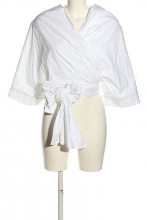 COS Kimono-Bluse weiß Casual-Look