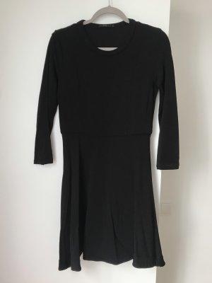 COS Jersey Dress black