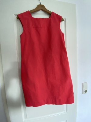 COS Mini-jurk magenta-framboosrood