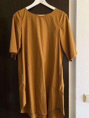 COS Summer Dress light orange-dark orange