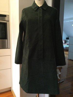 COS Longsleeve Dress khaki