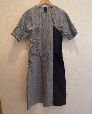 COS Robe longue multicolore coton