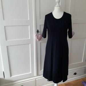 COS Kleid dunkelblau Gr. 36