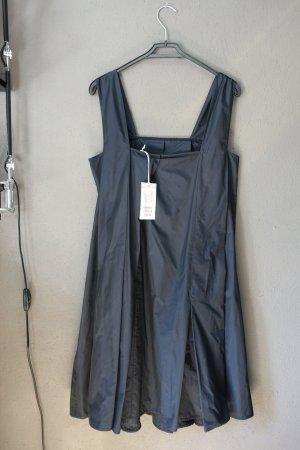 COS Pinafore dress blue-dark blue polyester