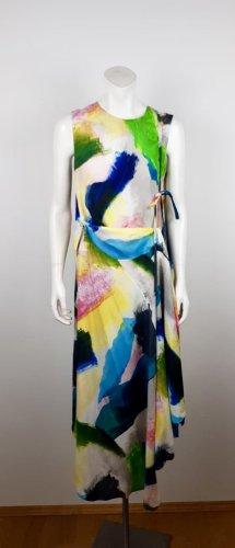 COS Maxi abito multicolore Seta