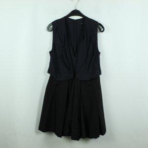 COS Kleid Gr. 38 schwarz (20/07/020*)