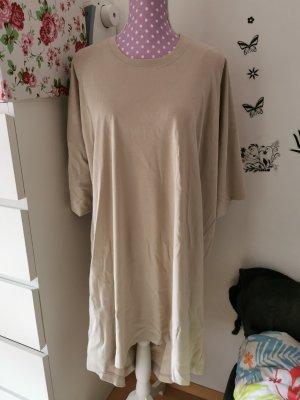 COS Sukienka dresowa jasnobeżowy