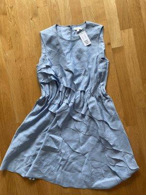 COS Kleid Midikleid blau XXL 44