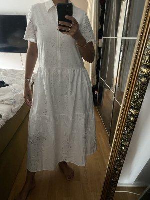 Cos Kleid Midikleid Maxikleid S weiß