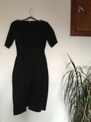 COS Kleid tailliert mit Reissverschluss hinten
