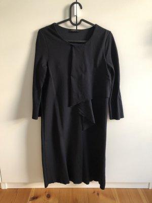COS knielanges Kleid Viskose Gr. XS