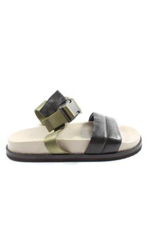 COS Comfort Sandals multicolored casual look