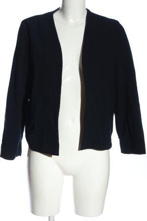 COS Kurz-Blazer blau Casual-Look