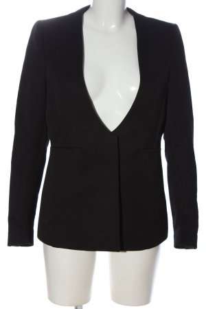 COS Kurz-Blazer schwarz Business-Look